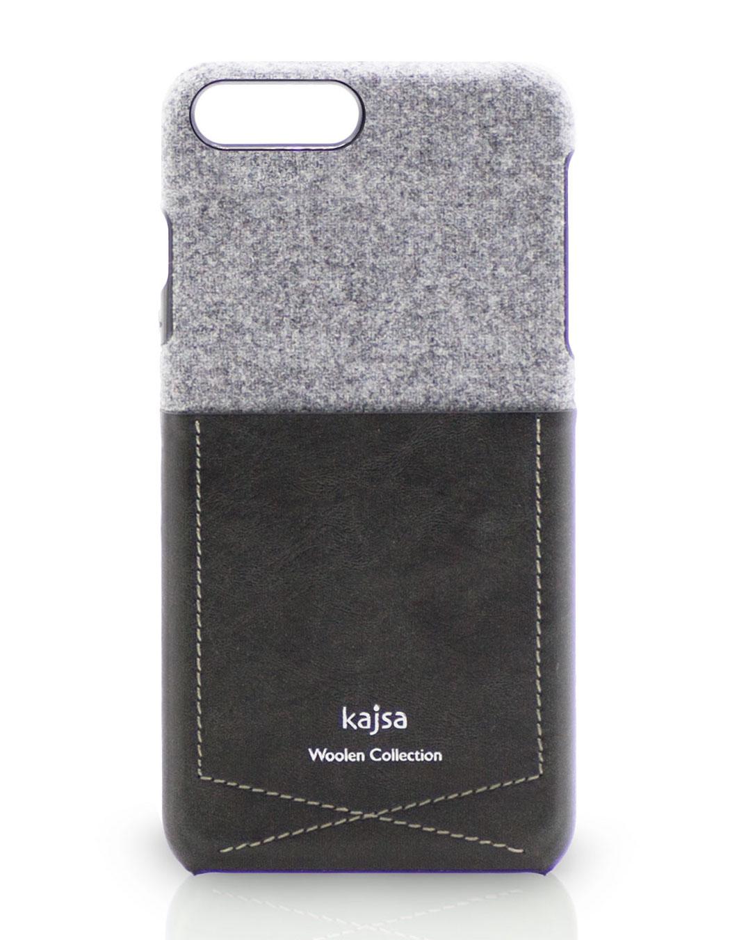 Foto einer schwarzen Designer iPhone 8 Schutzhülle